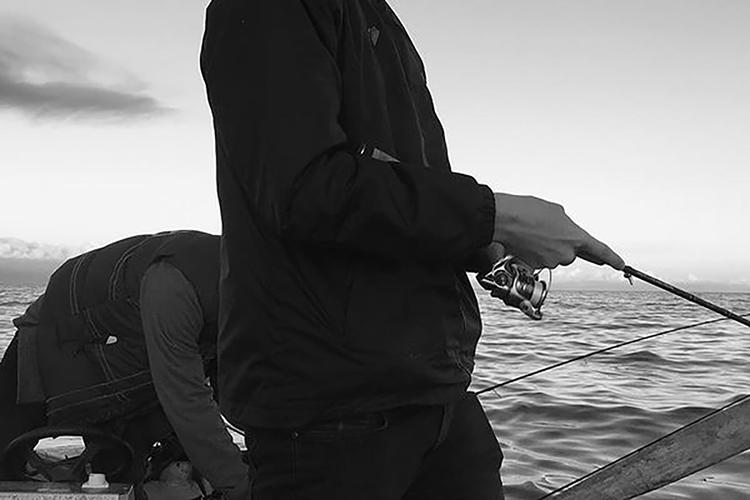 handfishing